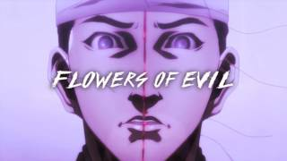 "[FREE] NIGHT LOVELL X SUICIDE BOYS TYPE BEAT ""FLOWERS OF EVIL"" PROD SANTOS SANTANA"