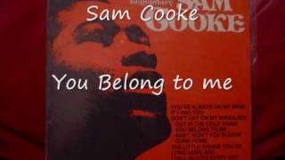 Sam Cooke-You belong to me.wmv