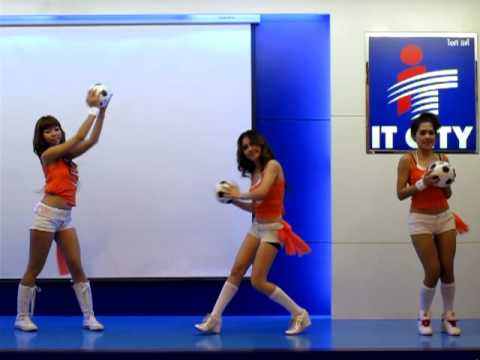 Fifa World Cup Dance (Bangkok)