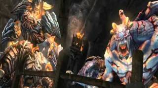 Darksiders Disturbed Down with the sickness