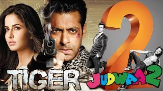 Salman's Tiger Zinda Hai Teaser Releases On Sept 29 With Judwaa 2