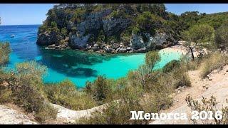 Viagem dos sonhos: Menorca - ES, 2016
