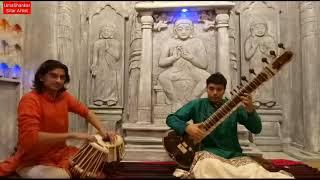 "Vidhyapati Song "" JAI JAI BHAIRAVI "" played on sitar."