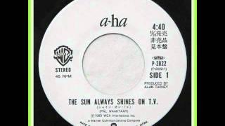a-ha -- The Sun Always Shines On T.V.(acapella) edit