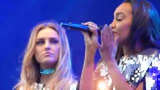 Little Mix - Secret Love Song Live Sweden