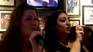 McSierra Entertainment Karaoke @ Avellinos Summer Nights - Olivia Newton John & John Travolta