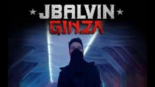 J. Balvin - Ginza (Lyrics)