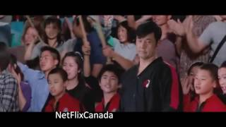 The Karate Kid Final Fight Dre Vs Cheng Never Say Never mp4