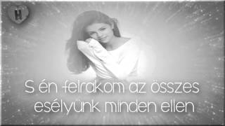 Selena Gomez  -  The heart wants what it wants (magyar) [720p]