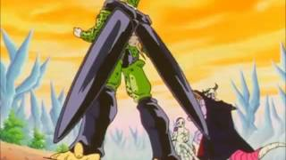 DBZ   Goku & Pikkon vs  Cell, Frieza, King Cold, & the Ginyu Force in Hell