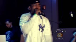 MYSONNE & BANG PERFORM LIVE(SLAM ON ME)  AT CHEDDABANG`S MIXTAPE PARTY