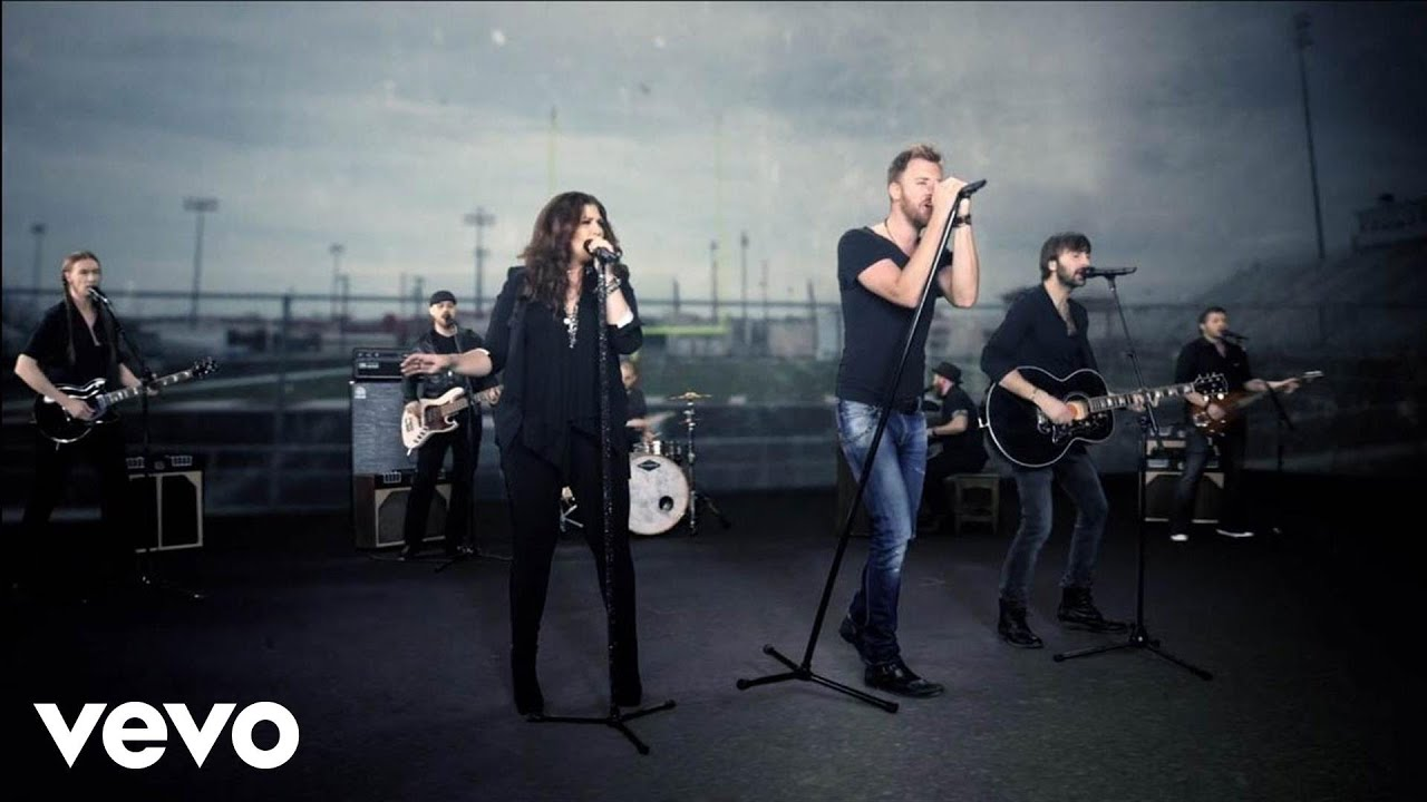 Lady Antebellum Vivid Seats Group Sales January