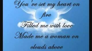 Céline Dion- I'm Alive (Lyrics)