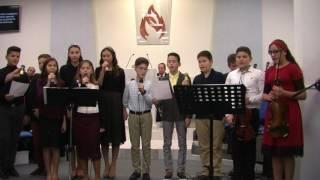 Cantare - Grupa mare Biruitori -Inconjurat de slava