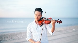 River Flows In You - Yiruma - Violin cover by Daniel Jang