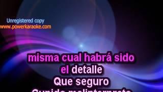 Melendi ft Ha Ash   Destino o casualidad KARAOKE HD