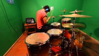 TewanDrums - Red Hot Chili Peppers (Right On Time Drum Cover)