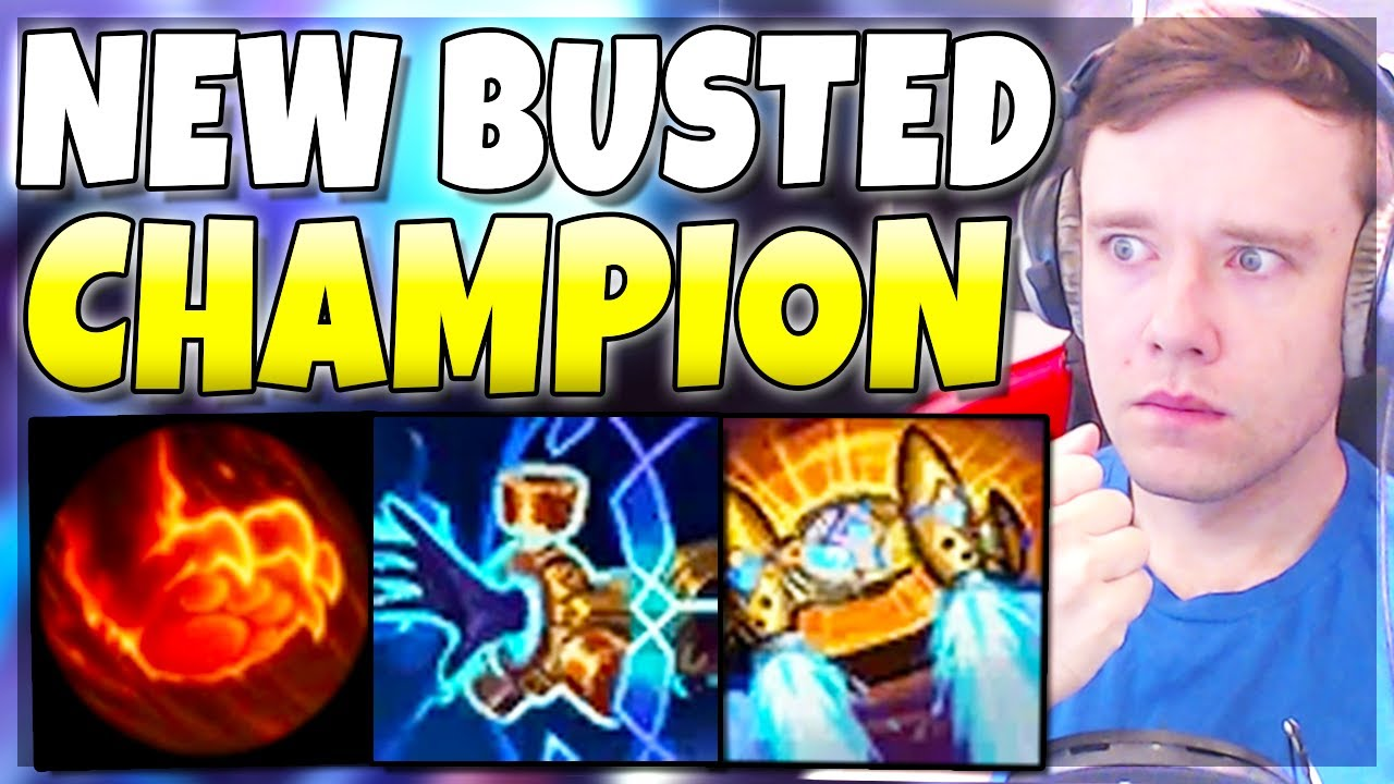 Redmercy - Even PROS have finally begun to ABUSE this champion! - League of Legends