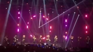 #BTS (#BangtanBoys) - No More Dreams Dance Break @ #EPILOGUEinBKK 060816