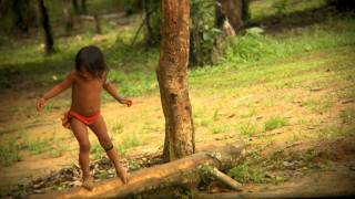 Campagne ter bescherming van Indianenstammen