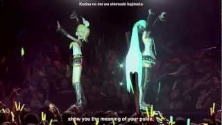Promise ~ Hatsune Miku & Rin Kagamine Project DIVA Live -eng subs