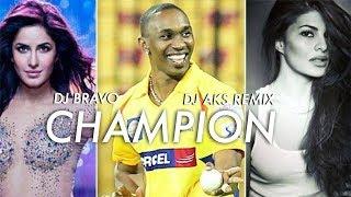 DJ Bravo - Champion (DJ AKS Remix)