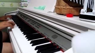 """▦ 犬夜叉 Inuyasha (이누야샤) 4기 op. - """"Grip"""" {피아노연주}"""