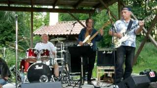 Kellie Rucker & Band @ Karlslunds Krukmakeri 2008