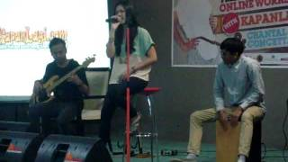 Raisa - Serba Salah (Live Performance @ Aula Univ. Paramadina 8-11-2011)