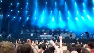 Green Day - Stray Heart London Emirates Live! 01/06/13 HD