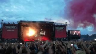 Rammstein (Opening Rock im Park 2017)