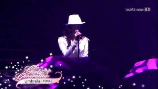Tiffany ( SNSD ) - Umbrella