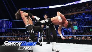 WWE World Title No. 1 Contender's Match Six-Pack Challenge: SmackDown Live, July 26, 2016