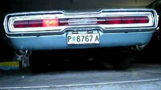1966 Ford Thunderbird Convertible 428 FE