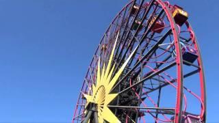 Mickey's Fun Wheel in HD at California Adventure