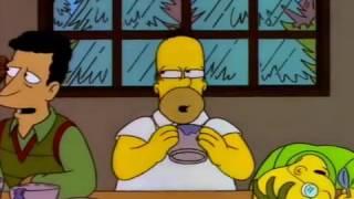Batman, digo, Líder | Los Simpson