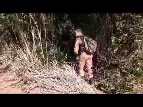 Polícia Militar e Polícia Civil dão continuidade à procura do casal desaparecido em Goioerê