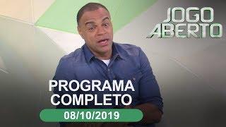 Jogo Aberto - 08/10/2019 - Programa completo