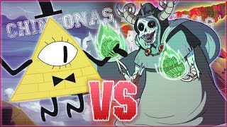 Bill Cipher vs El Lich. Chingonas Batallas de Rap de Titanes | Zoiket