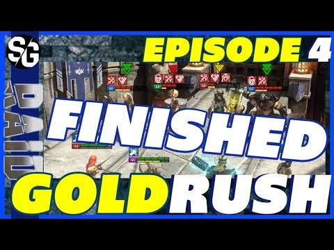 RAID SHADOW LEGENDS | GOLDRUSH EP4! THERE IS A WINNER