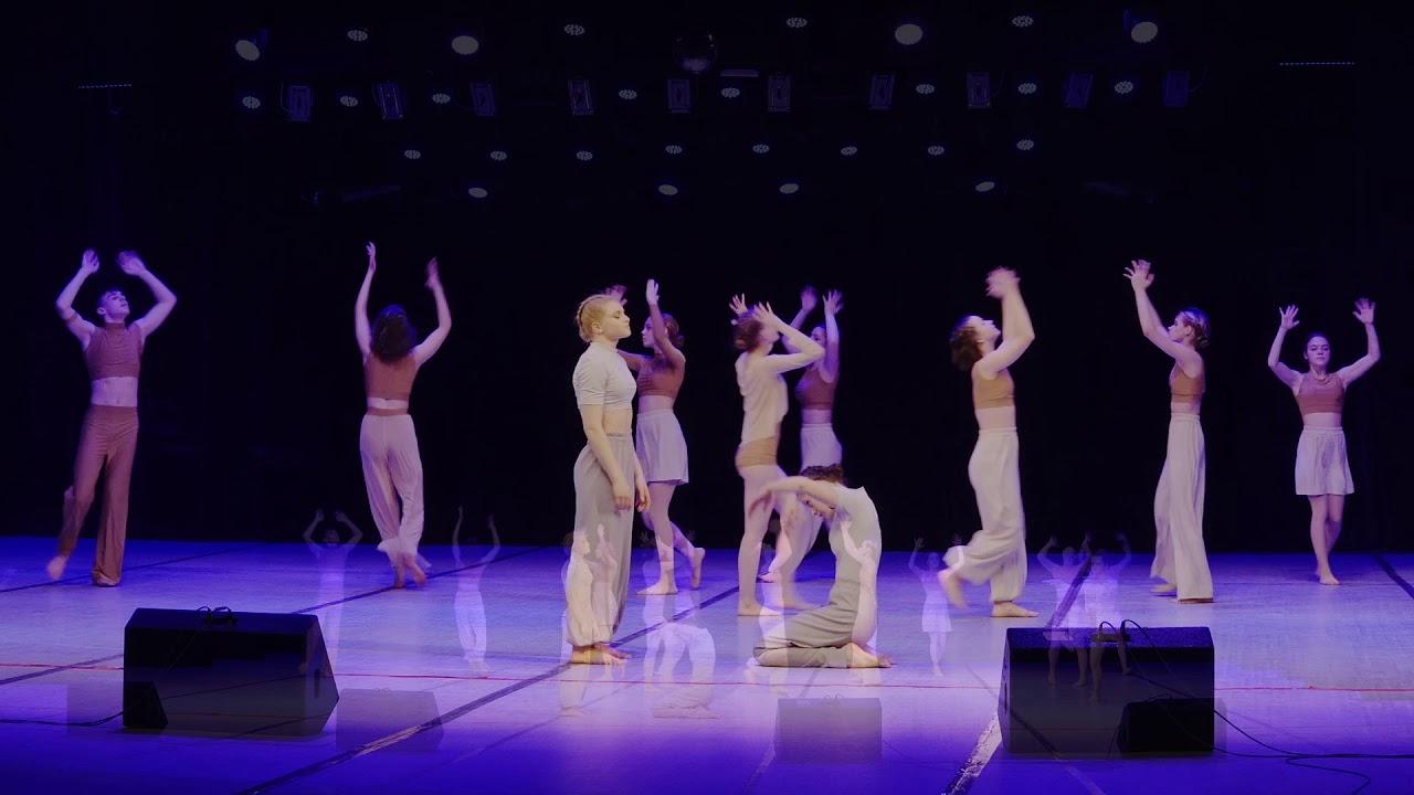 Большой отчетный концерт школы современного танца «Дуэт» - 2021