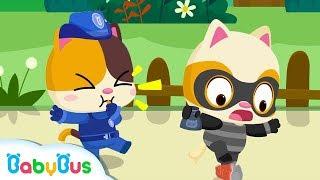 Go! Baby Kitten Policeman |