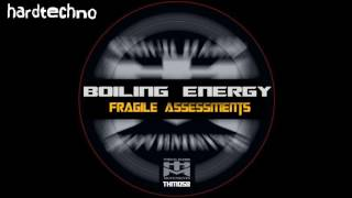 Boiling Energy - Don't mess with me / HARD TECHNO 2016