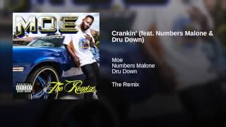 Crankin' (feat. Numbers Malone & Dru Down)