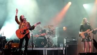 HAIM - Want You Back (Surprise gig, Primavera Sound 2017)