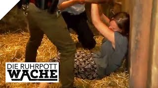 Gefesselt in der Pferdebox: Hier gehen komische Dinge vor | Bora Aksu | Die Ruhrpottwache | SAT.1 TV