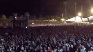 Talco - St Pauli (Live at Vinarock 2014 - filmed on stage)