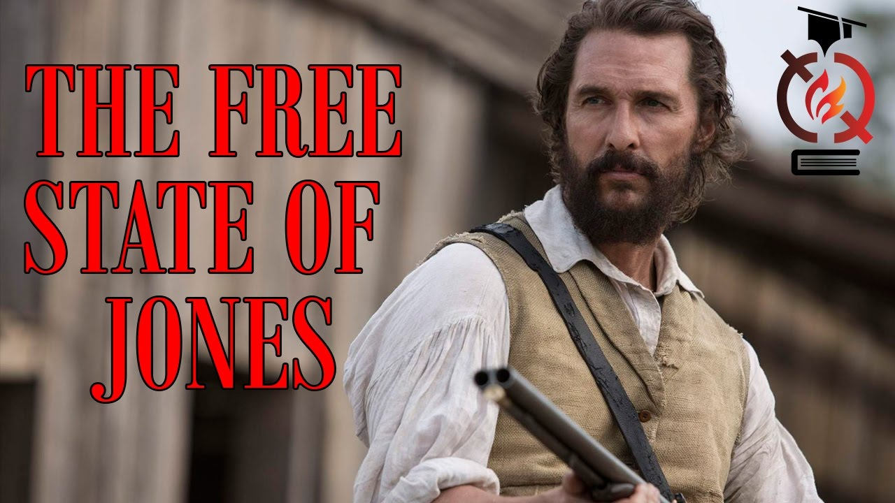 The Free State of Jones - The Movie| Based on a True Story