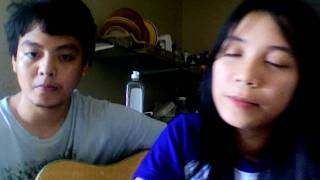 Sixpence None The Richer - Kiss Me (cover by Paolo&AJ)