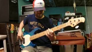 Cochise - Audioslave (Tim Commerford) bass cover